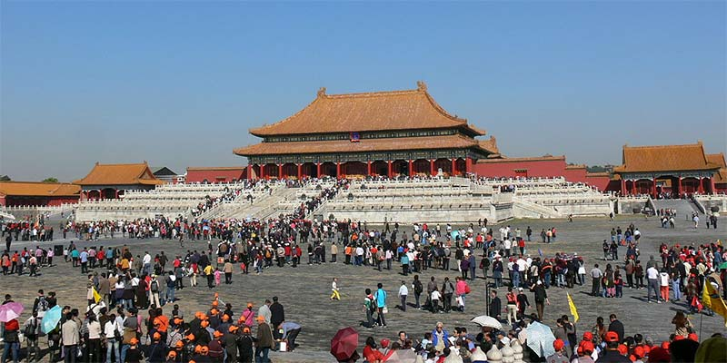 Best Places to Visit in Beijing: The forbidden city