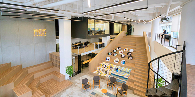 Top Co-working Spaces in Shanghai: MIXpace