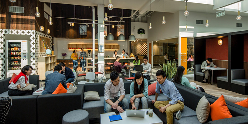Top Co-Working Spaces in Shanghai: SOHO 3Q