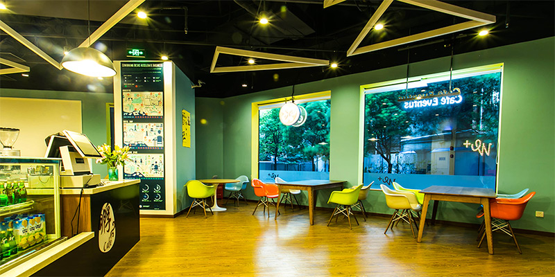 Best Coworking Spaces in Shanghai: We+