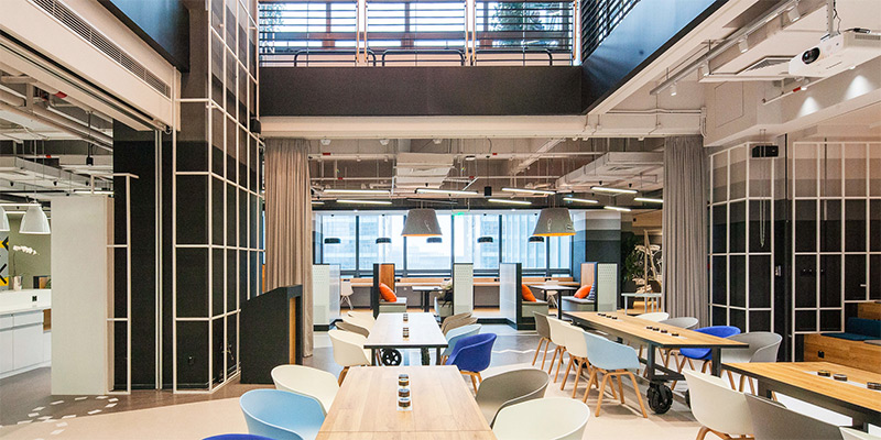 Top Shanghai Coworking Spaces: XNode